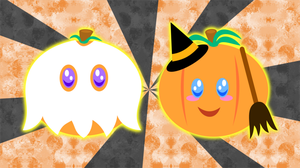 Halloween Pumpkin Goodies by MikariStar