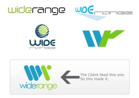 Widerange Logo - Final by alvito