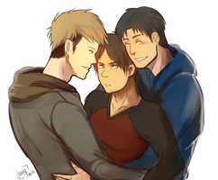 Erejeanmarco by loonytwin