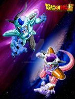 Emperors Of The Universes by cdzdbzGOKU