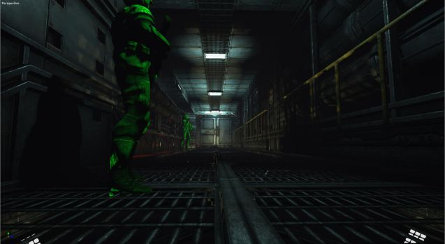 Containment Level Design H2 by f4ll3n-angel