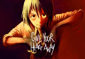 Give Your Heart Away by ArceDeer