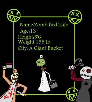 Zombified ID by zOmBiEfIeD-4-LiFe