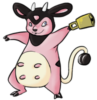 My Miltank Brings...