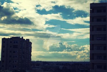 Clouds 287 by BaselMahmoud