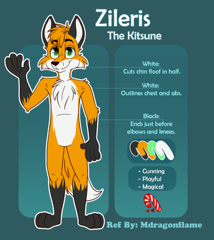 Zileris' New Reference by Mdragonflame