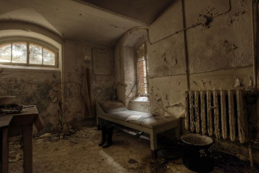 Soldier's Room by RusherVision