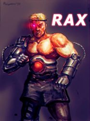 RAX coswell by PitBOTTOM