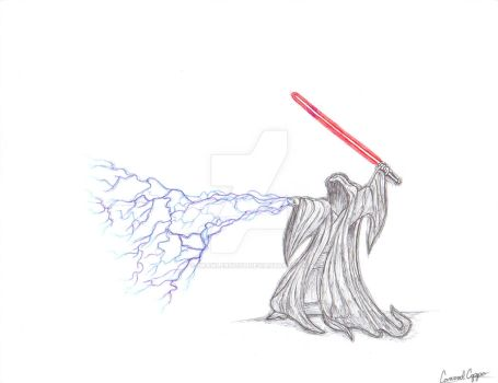 Sith Lightning by Brawler501st