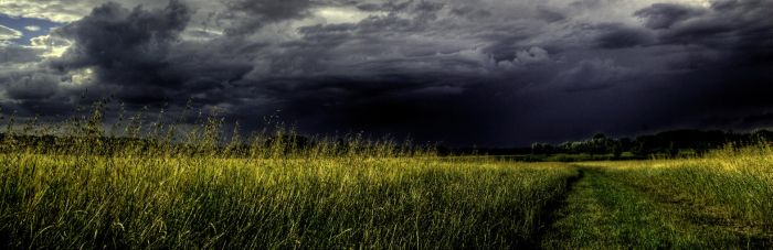 Storm is coming by racik
