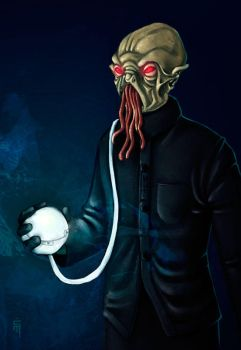 Ood - dr.who by lybrus