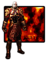 Kratos Version 2 by Days-Go-By