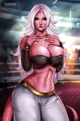 Android 21 by Flowerxl