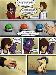 IJGS: Soul Silver Edition - Chapter 1 Page 2 by BlazeDGO