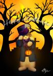2016halloween Orange1 by maotan