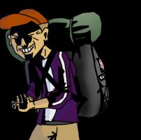 The Backpacker Creepypasta by T-BronyStackz