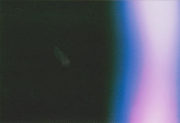 Blue Film Camera Light Leak by kizistock