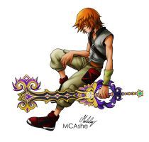 Commission KH Oc 2 by MCAshe