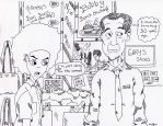 Boondocks with Children by skyvolt2000