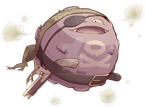 Pirate Koffing