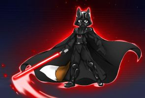 DARTH McCLOUD by WhiteFox89