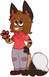New look  by Damian-Fluffy-Doge