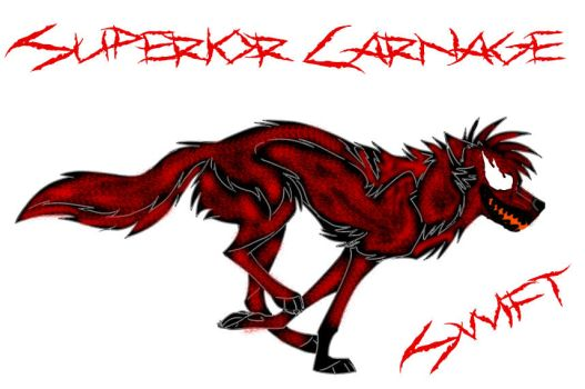 Swift: The Superior Carnage by JettTheWolf696