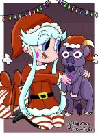 merry christmas lil chauncey by glitteringcreations