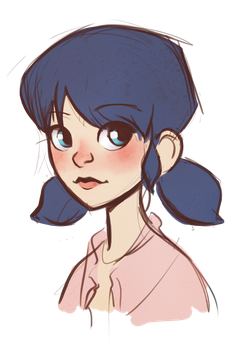 Marinette by sparkyrabbit