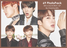 69 / BTS x GQ KOREA PhotoPack by ChanHyukRu