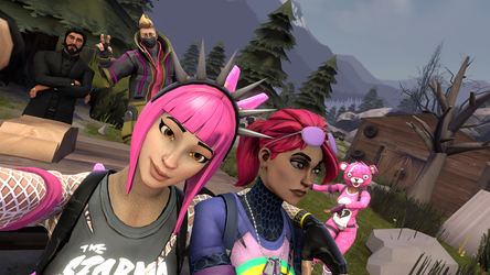 The Selfie by Wotm8H8