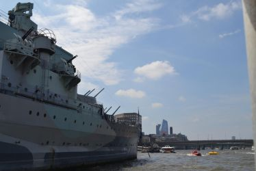 HMS Belfast by HampshireBrony