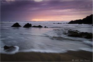 Cornish Sunset 50-059 by Prince-Photography