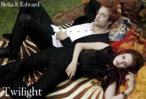 Bella and Edward-breaking dawn by lucylu152