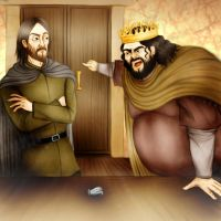 Game of Thrones - Eddard VIII. by Hed-ush