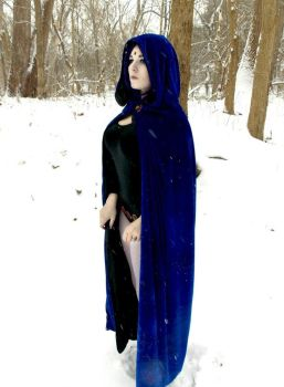 Teen Titans Raven Full Cosplay by CosTrader