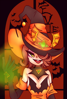 Bewitching Evie! by winterout1