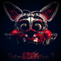 Funtime Foxy Sister location ll (Fake teaser) by Qutiix