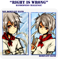 Right is wrong meme by Izzu-shi