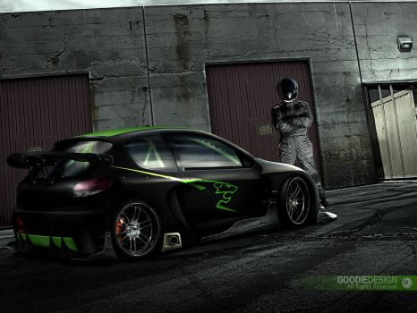 P206 One Lap by GoodieDesign