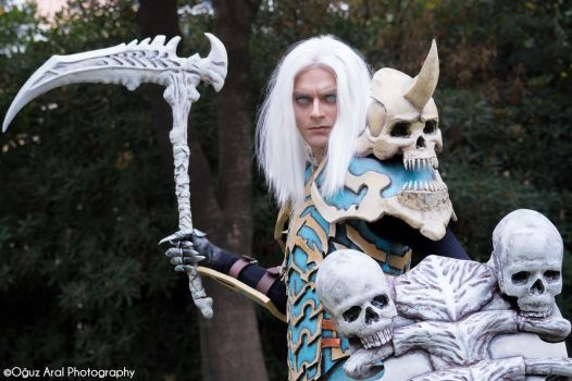 Necromancer Diablo III by Quixecosplay