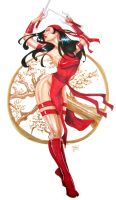 elektra commission from baltimore con by Peng-Peng