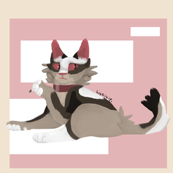 Art fight #1 by hissisipi