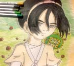 Avatar the last Airbender: The Blind Bandit Toph  by artdemaurialashawn21
