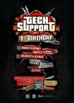 TechSupport Birthday Gig by Crittz