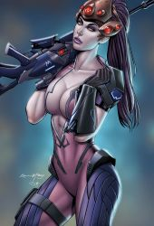 WIDOWMAKER by DAVID-OCAMPO