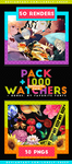 1000 Watchers.Resources Pack by Lonely-Sheep