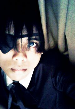 CIEL Costume Experiment lol by aevalier