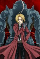 Fullmetal Alchemist by catablu
