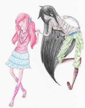 Bubbline 2 by Meiyosama